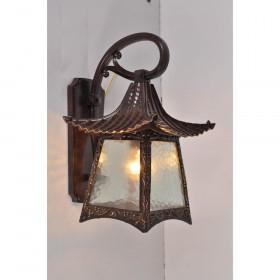 Уличный настенный светильник LArte Luce Shanty L79189.39