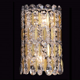 Бра Crystal Lux LIRICA AP2 CHROME
