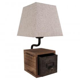 Лампа настольная Lussole LSP-0512