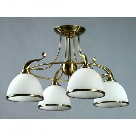 Светильник потолочный Brizzi MA02401CB/004 Bronze