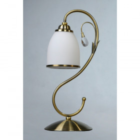 Лампа настольная Brizzi MA02640T/001 Bronze