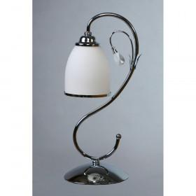 Лампа настольная Brizzi MA02640T/001 Chrome