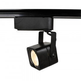 Трековый светильник Arte Lente A1314PL-1BK