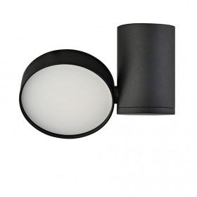 Светильник точечный Donolux DL18811/15W Black R Dim