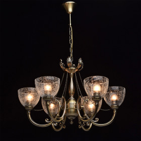 Люстра MW-Light Аманда 481011506