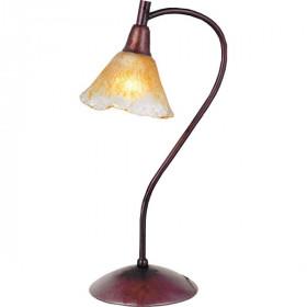Лампа настольная N-Light TX-0273/1 Gray with Red