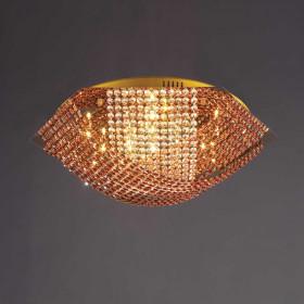 Светильник потолочный N-Light 06 2670 0333 16 (2670/16) Gold Amber/White cr