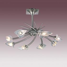 Светильник потолочный N-Light PX-0653/8A Satin Chrome