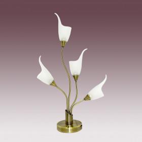 Лампа настольная N-Light TX-0143/4 Antique Brass
