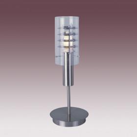 Лампа настольная N-Light TX-0362/1 Satin Chrome