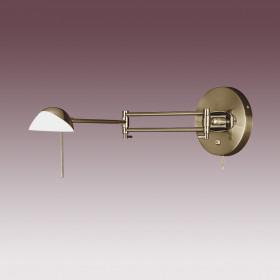 Бра N-Light W4490AB.OM Antique Brass