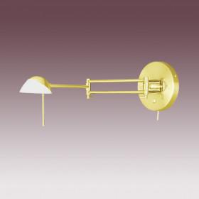 Бра N-Light W4490BM.OM Satin Brass