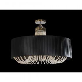 Светильник потолочный Newport 1400 1408/S black