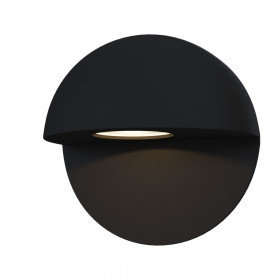 Уличный настенный светильник Maytoni Mezzo O033WL-L3B3K