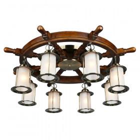 Светильник потолочный Omnilux Ferro OML-50307-08