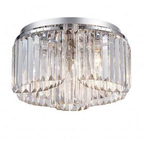 Светильник потолочный Newport 4350 4354/PL chrome