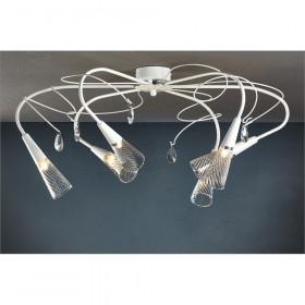 Светильник потолочный Prestige PSY 1105/6 White