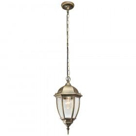 Уличный подвесной светильник MW-Light Фабур 804010401