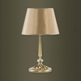 Лампа настольная Kutek San Marino Swarovski Shades SAN-LG-1(P/A)SW