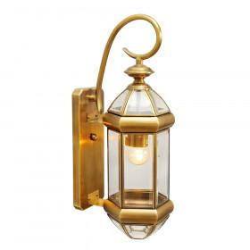 Уличный настенный светильник MW-Light Мидос 802020401