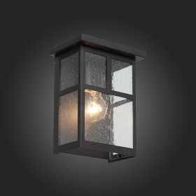Уличный настенный светильник ST-Luce Glazgo SL079.401.01