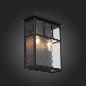 Уличный настенный светильник ST-Luce Glazgo SL079.401.02