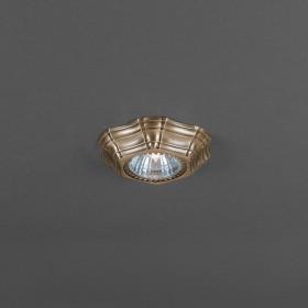 Светильник точечный Reccagni Angelo SPOT 1096 Bronzo