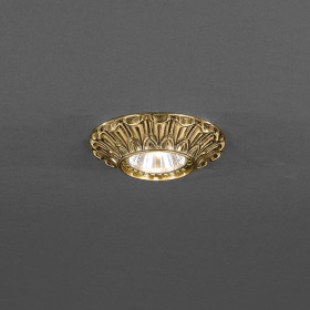 Светильник точечный Reccagni Angelo SPOT 1077 ORO