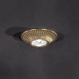 Светильник точечный Reccagni Angelo SPOT 1078 ORO
