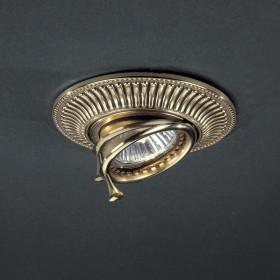 Светильник точечный Reccagni Angelo SPOT 1082 ORO