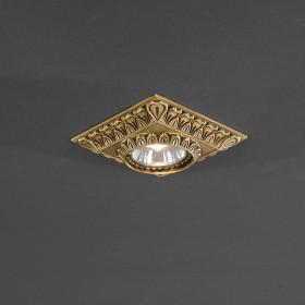 Светильник точечный Reccagni Angelo SPOT 1083 BRONZO
