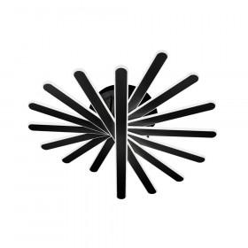 Светильник потолочный iLedex Twinkle 9043-8-X-T BK
