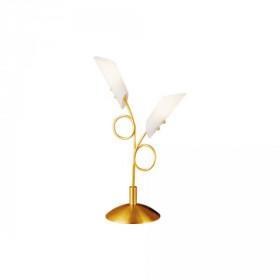 Лампа настольная N-Light TX-0032/2B Satin Gold