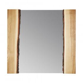 Зеркало Runden Дуб с корой V20065