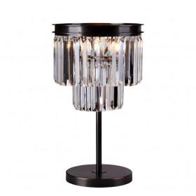 Лампа настольная Newport 31100 31101/T black+gold