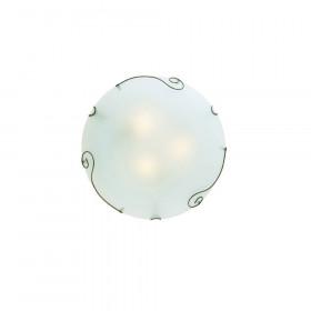 Светильник потолочный IDLamp Rozebel 250/40PF-Brown