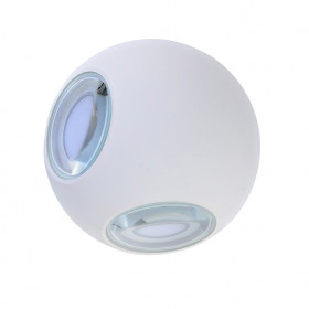 Светильник настенный Donolux DL18442/14 White R Dim