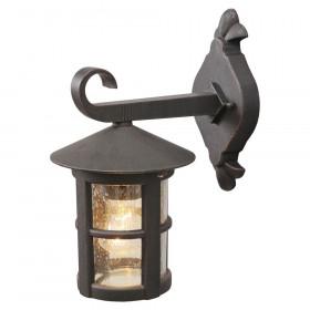 Уличный настенный светильник MW-Light Телаур 806020101