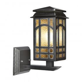 Уличный настенный светильник Волга Джаз V10025