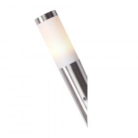 Уличный настенный светильник Arte Salire A3157AL-1SS