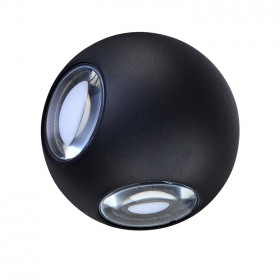 Светильник точечный Donolux DL18442/14 Black R Dim