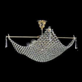 Светильник потолочный Maytoni Croce X82-50x50-G