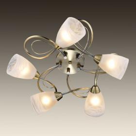 Светильник потолочный Lussole Liliy LSP-0188