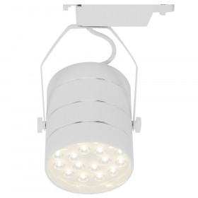 Трековый светильник Arte Cinto A2718PL-1WH