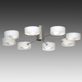 Светильник потолочный Lussole Pallottola LSN-0407-08