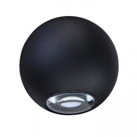 Светильник настенный Donolux DL18442/12 Black R Dim