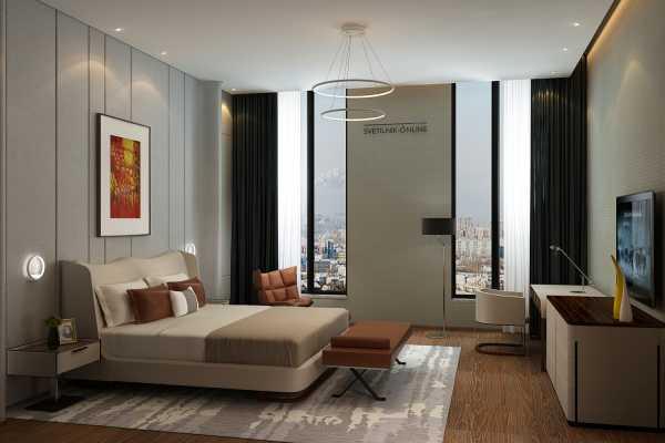 Спальня 100425