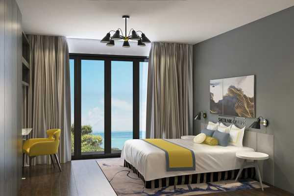 Спальня 100370