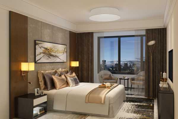 Спальня 100381
