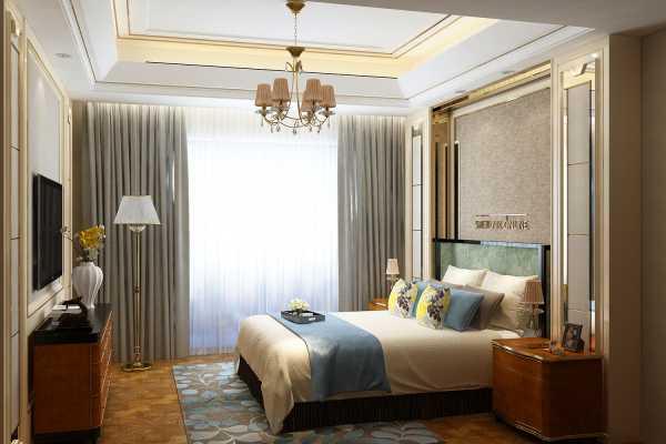 Спальня 100392